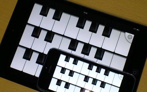ピアノ3! on iPad mini